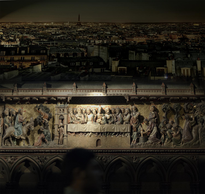 SUE LES TOITS DE PARIS