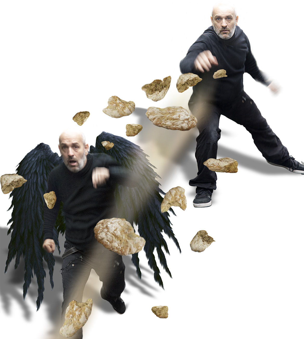 """""""THE WAR AGAINST THE EVIL"""" - THE BREADS ATTACK"""
